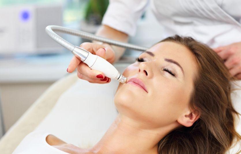 ossigenoterapia estetica